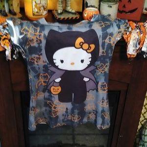 Hello Kitty Halloween t-shirt